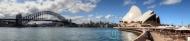 Sydney Harbour Bridge and OperaHouse